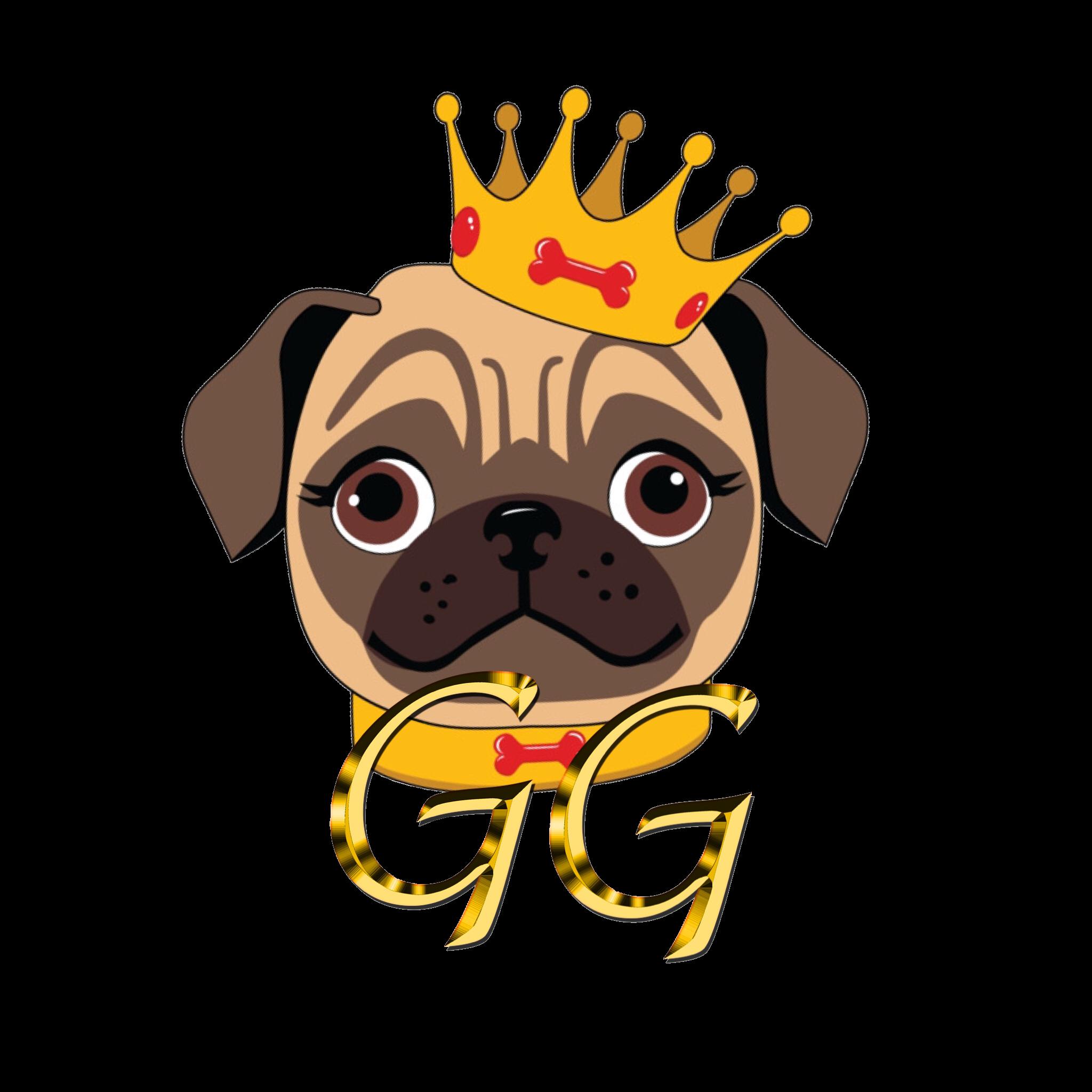 #gg #pugs #emoji   Cartoon, Twitch, Pugs