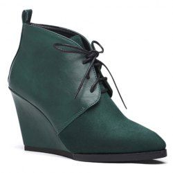 Ankle Boots For Women - Buy Cheap Womens Ankle Boots Online Sale At Wholesale Prices | Sammydress.com Page 10