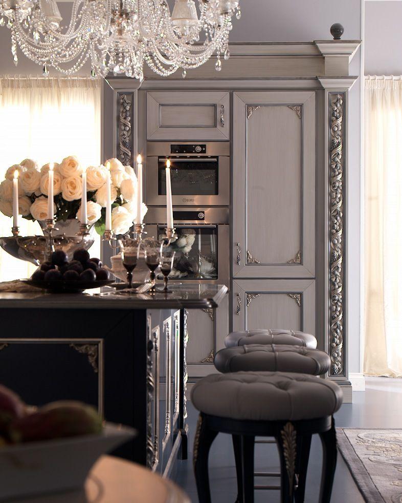 Elegant Classic Kitchen  Classic Furniture