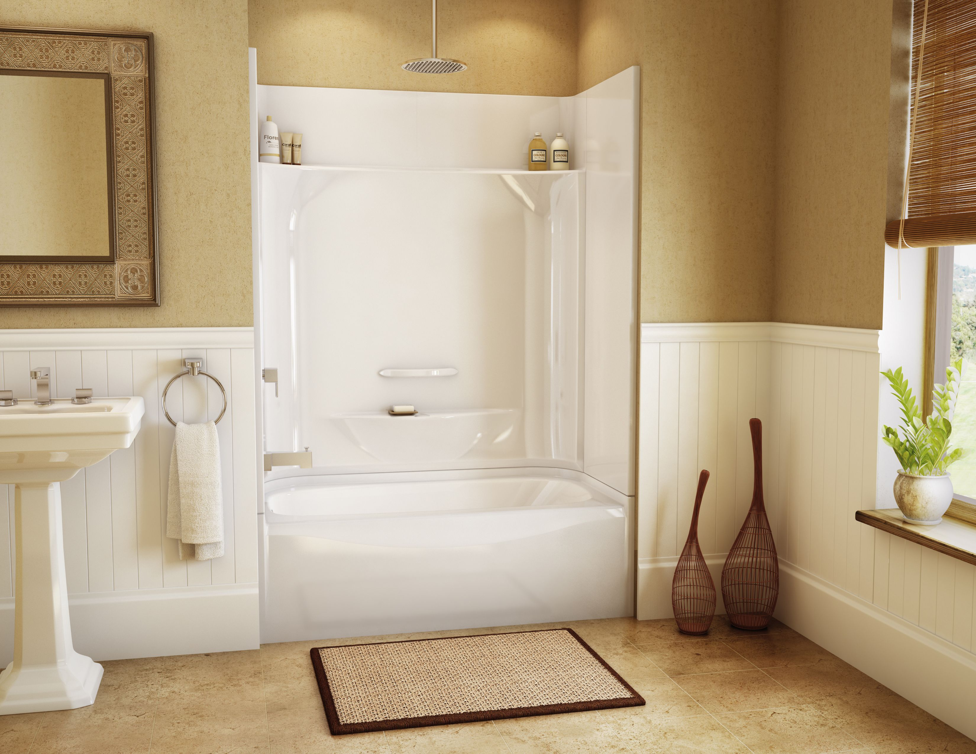 3 piece tub shower combo. Soaking Tub Shower Combination Ideas  With Clear Glass Cubicle And Combo All interests Pinterest shower