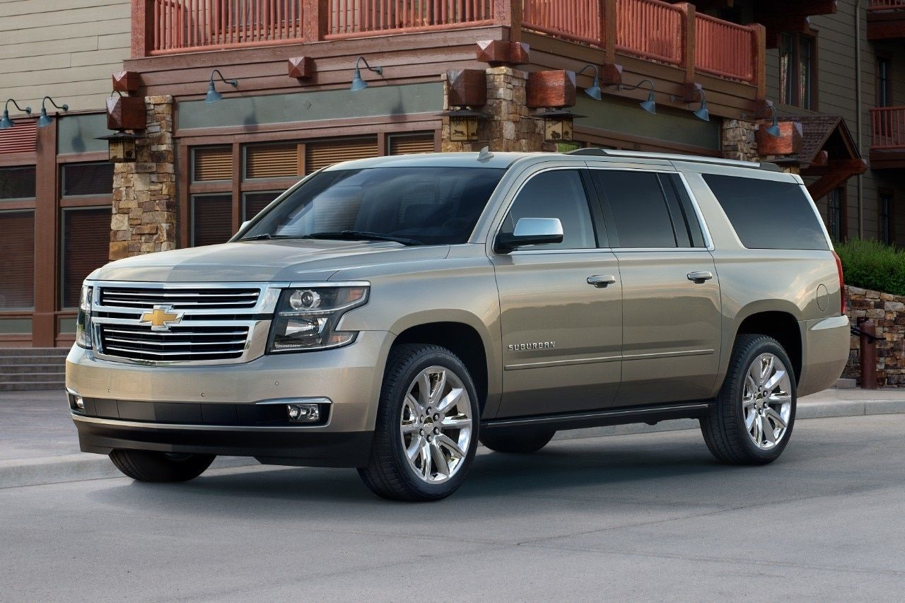 when will 2018 Chevy Suburban 3500 be released Chevrolet