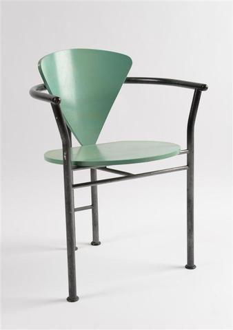 adjug 100 euros par la salle des ventes de chinon chinon travail tranger vers 1980. Black Bedroom Furniture Sets. Home Design Ideas