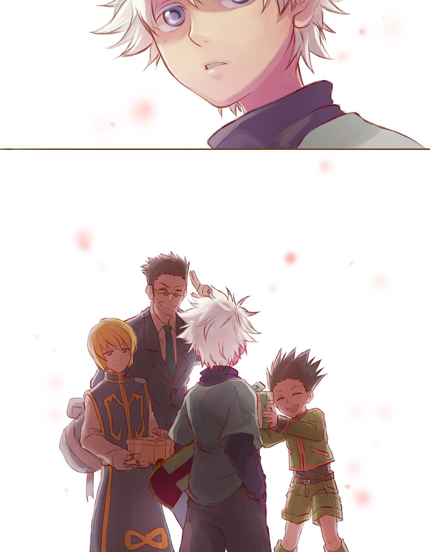 Pin by mother moon on anime love pinterest anime gon killua kurapika and leorio hunter x hunter voltagebd Gallery