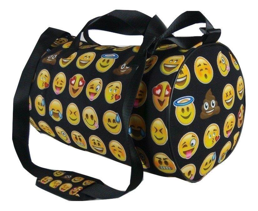 #emoji #emojis #emojicon #duffle #bag