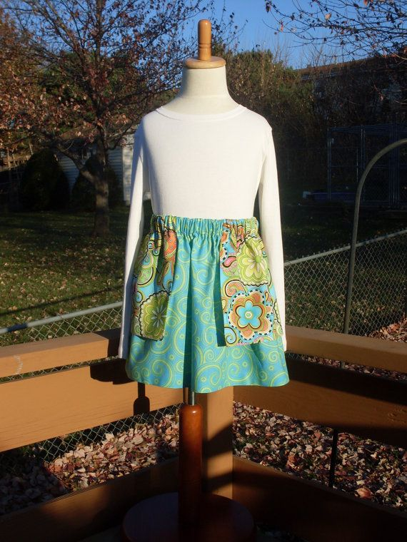 Buy Any 2 Skirts and Get 1 FREE Psychedelic by designsbylindakay, $27.49