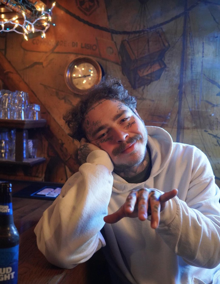 25 Lyrics From Post Malone's 'Hollywood's Bleeding' That