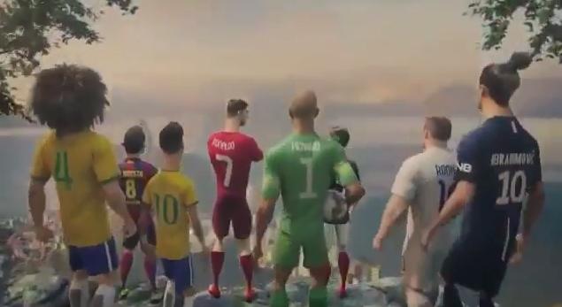 Analista Puno Stato  Nike lascia tutti a bocca aperta con il nuovo spot in stile Cartoon | Video  | Nike football, Neymar jr, Soccer
