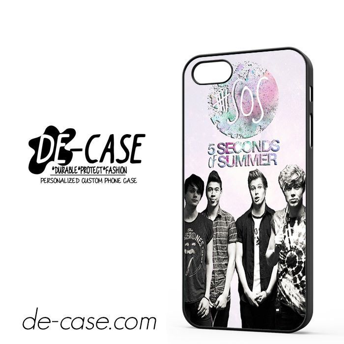 5seconds Of Summer 5 SOS DEAL-138 Apple Phonecase Cover For Iphone SE Case