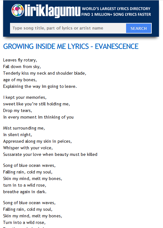 Screenshot By Lightshot Me Too Lyrics Lyrics Songs