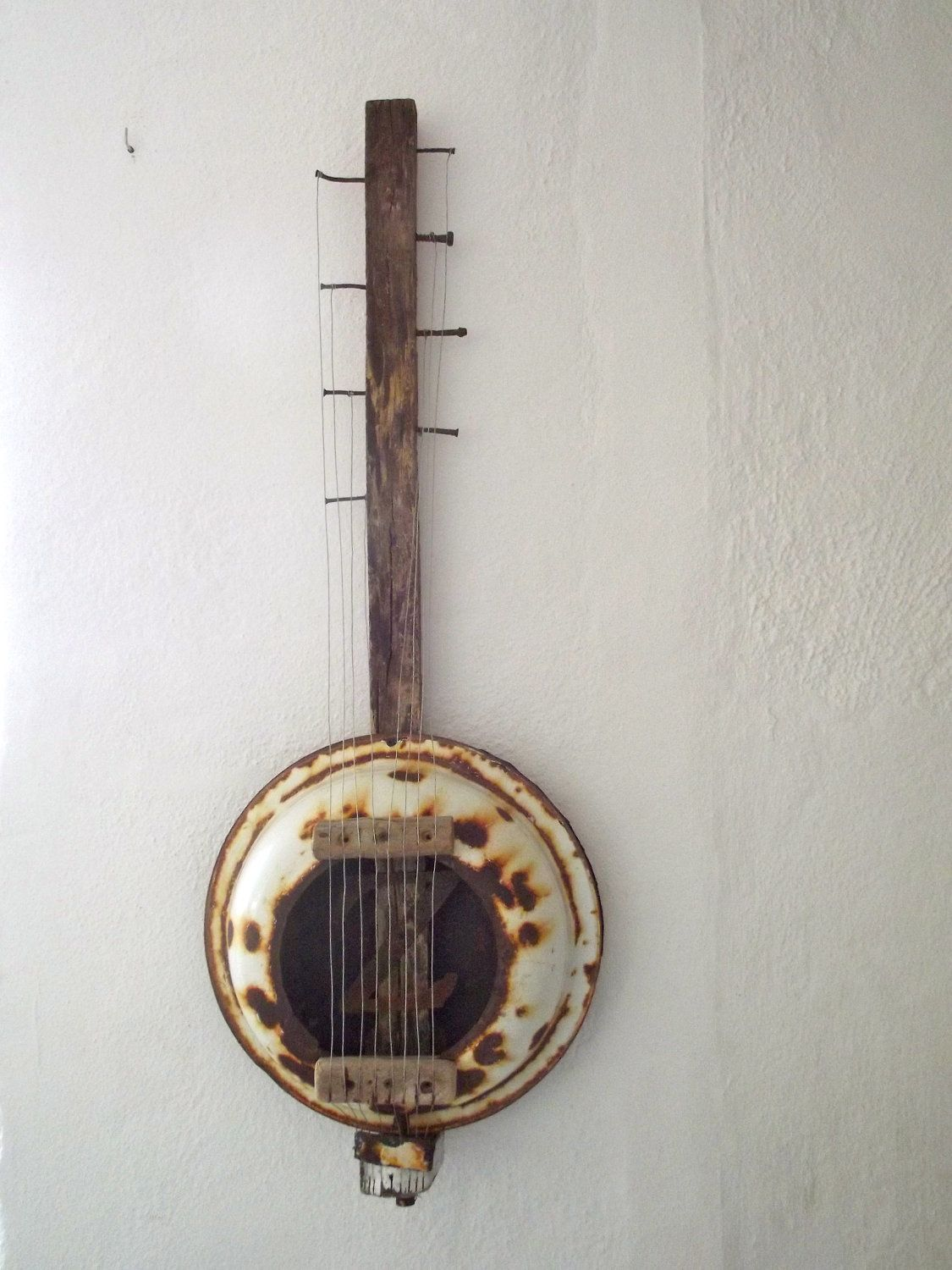 Kora (African Instrument Created from Scrap Metal)  €250,00