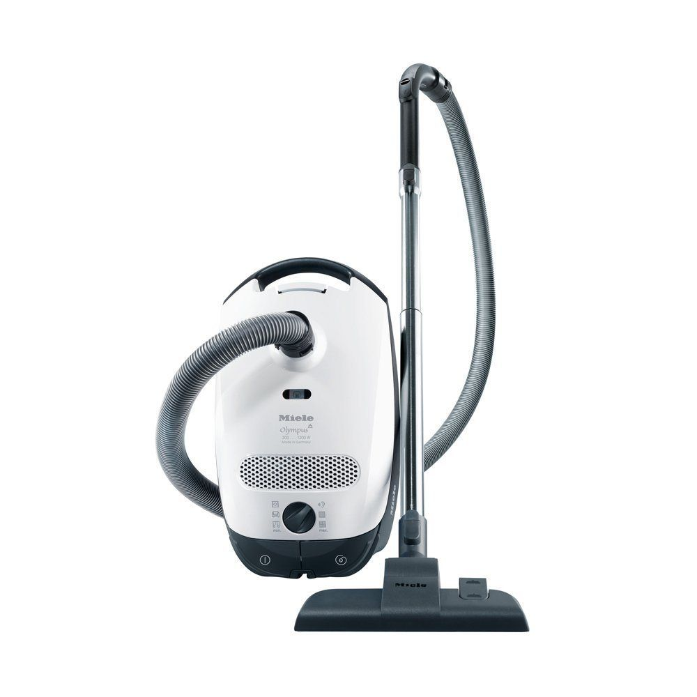 Captivating Miele Classic C1 Olympus Canister Vacuum Cleaner Review