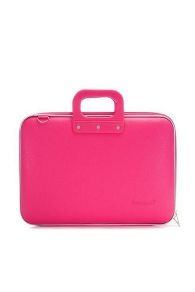 182904e69cd Laptoptassen : Laptoptas 13 inch roze Medio BOMBATA | e-stijl.nl ...