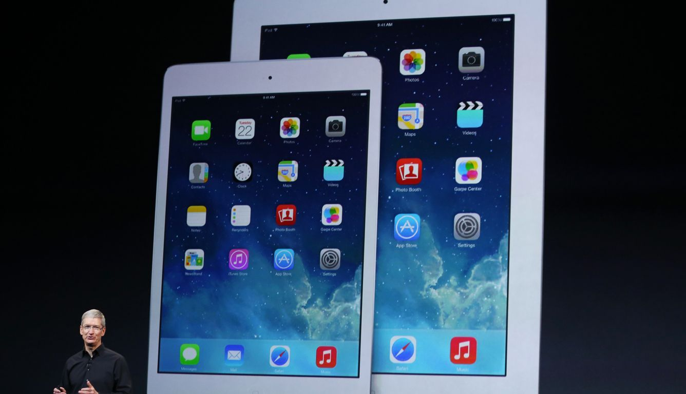 review with the new apple ipad air size now matters ipad air