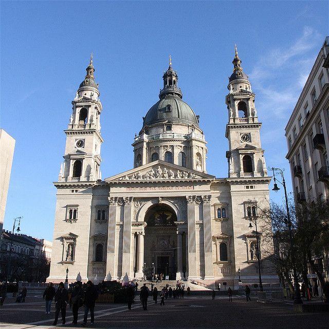 St.Michaell's Bassilica, Budapest, Hungary
