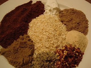 taco seasoning mix - Tried. less salt than the others; beef buillion optional or use 1/2 recommended amount. I made a double batch and use it all the time. Very good.