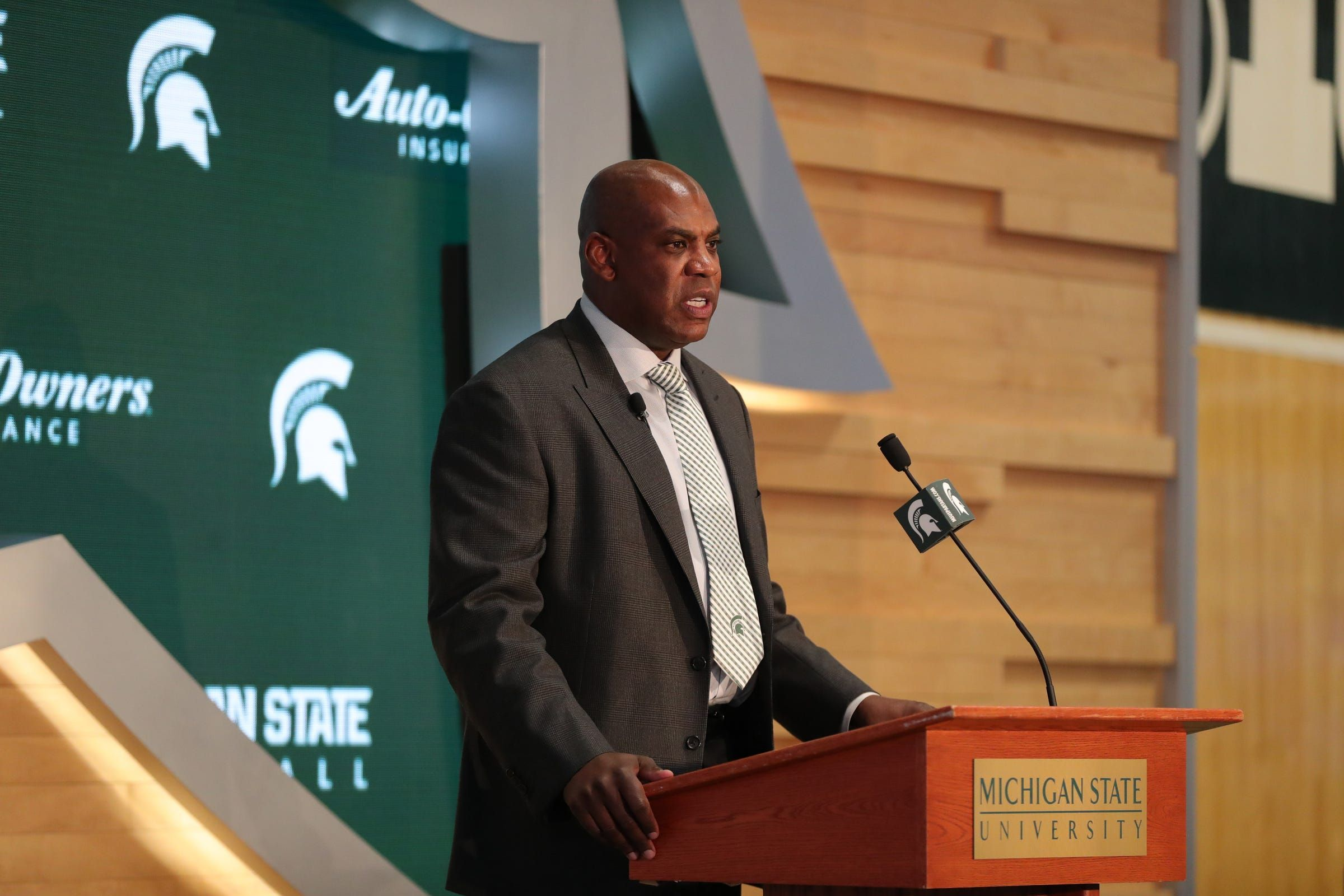 Michigan State Football Coach Mel Tucker S Contract Details Just How Much Is Pay Raise In 2020 Michigan State Football Michigan State Football Coach