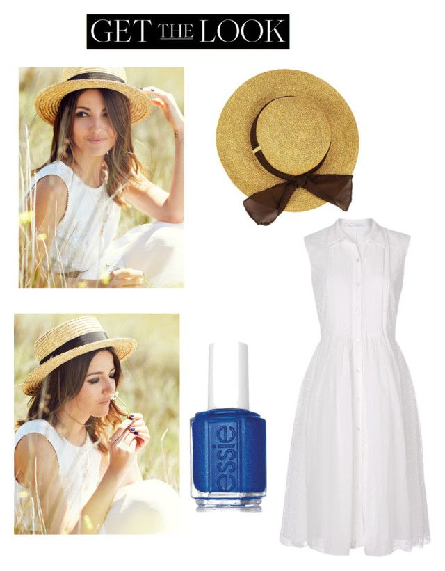 """""""lovely Pepa"""" by mcounce on Polyvore featuring Diane Von Furstenberg and Essie"""