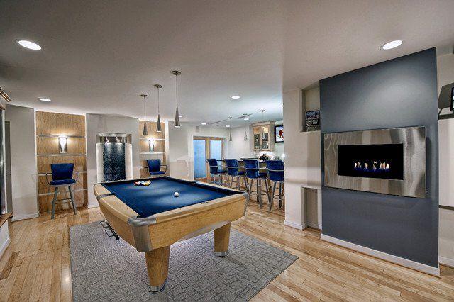 30 Trendy Billiard Room Design Ideas Billiard Room Basement Design Basement Remodeling
