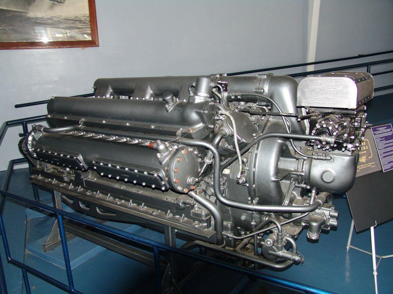 pt+boats+ | Packard PT Boat Engine 3 by Skoshi8 | HYDROSCOPY