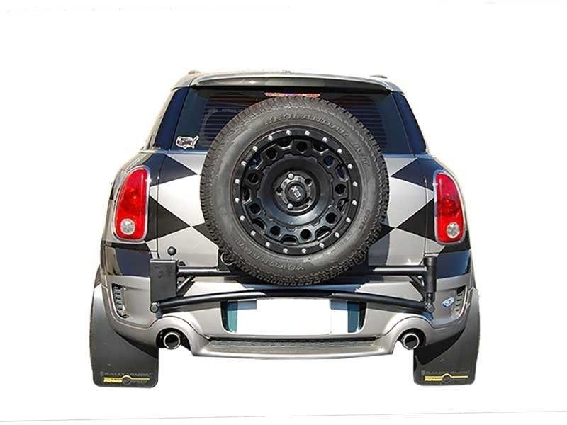 M7 Swing Away Tire Carrier Tire Mini Cooper Countryman Mini Cooper