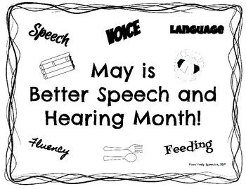Better Speech and Hearing Month (BSHM) Staff Education