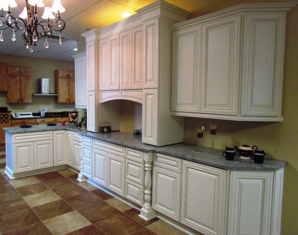 Image result for angled kitchen Antique white
