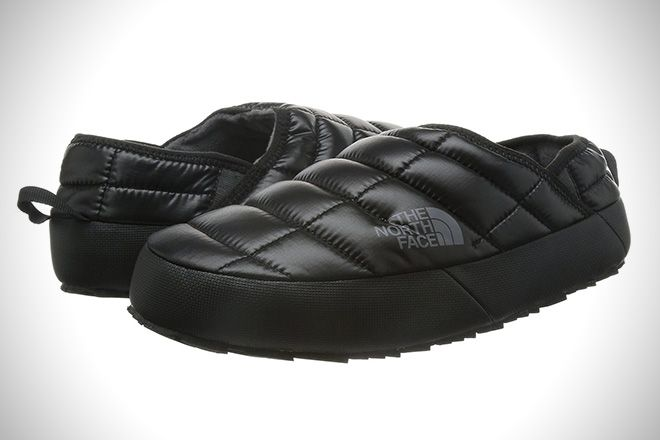 The North Face Built Slippers To Combat