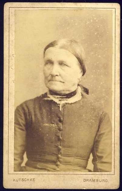 Genealogie, die alte Fotografien datiert