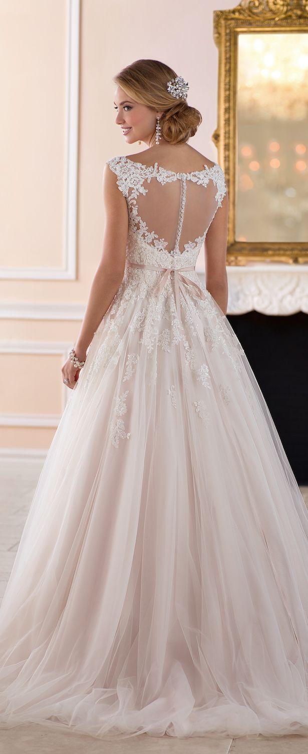 Wedding dress by stella york spring bridal collection dream