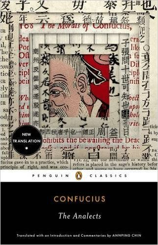 The Analects by Confucius translated by Annping Chin - Google Search
