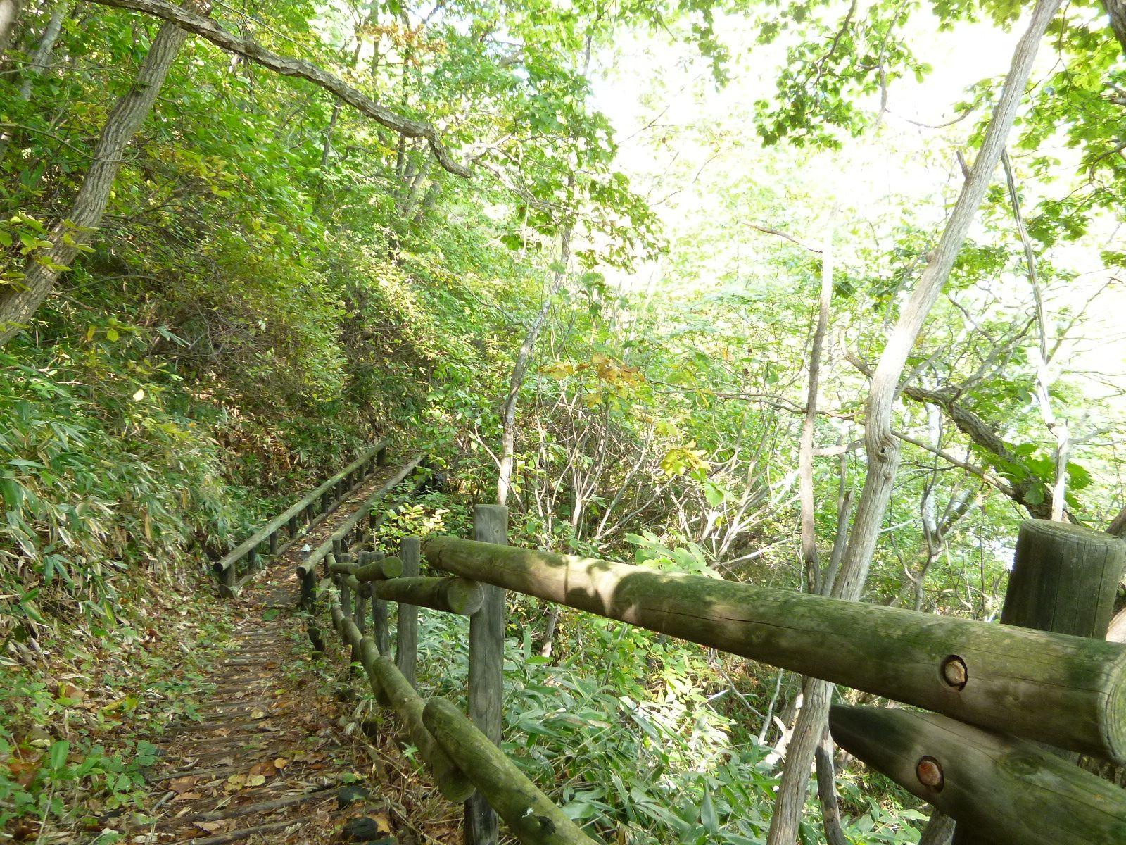 """Hunamiyama-Yuhodo"", Noboribetsu-Onsen(Terme), Hokkaido Japan"