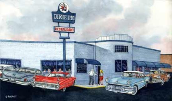 Dixie Pig Abilene Texas West Texas Places