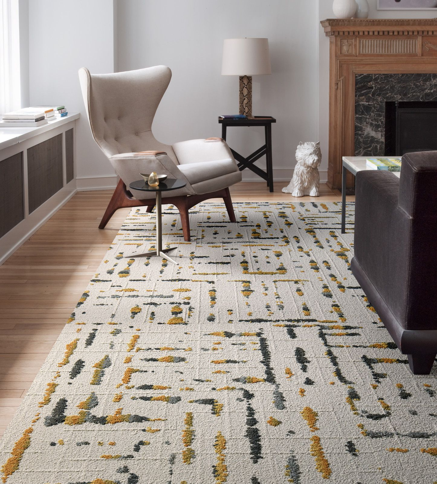 Photo 2 of 5 in Mix and Match the New FLOR Rug Styles to