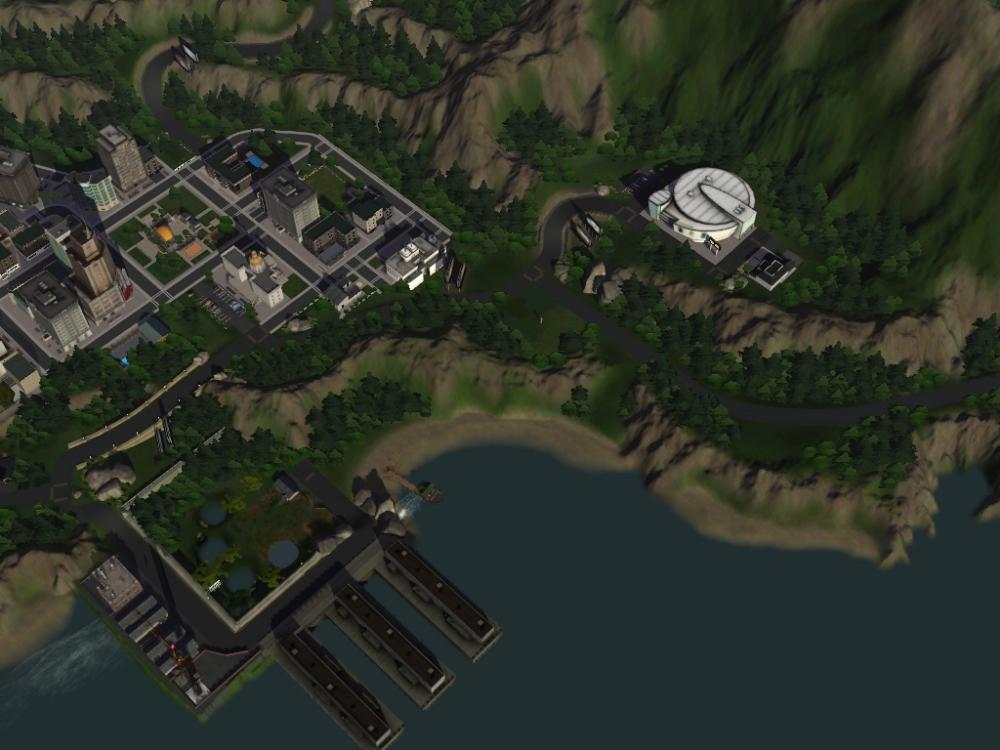 Anne Arbor Custom Worlds My Sim Realty In 2020 World Sims Sims Cc