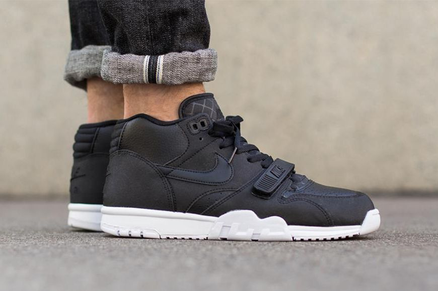 Baskets Nike Air Trainer 1 Mid pour Homme