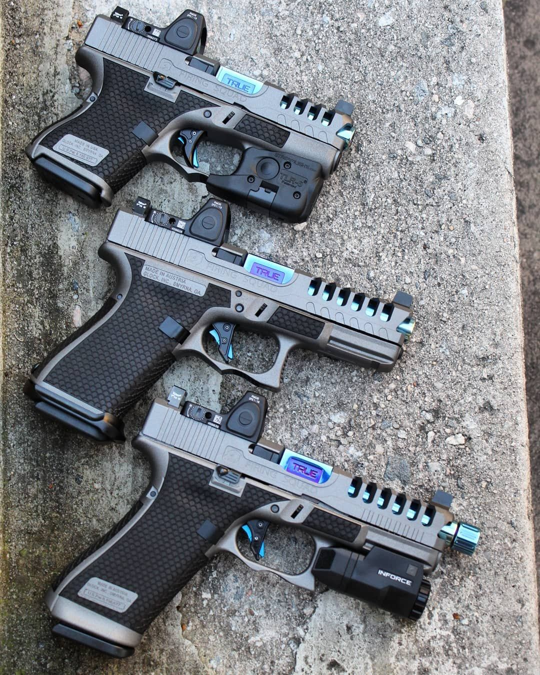 Pin on Glocks | Glock Mods | Tactical Accessories