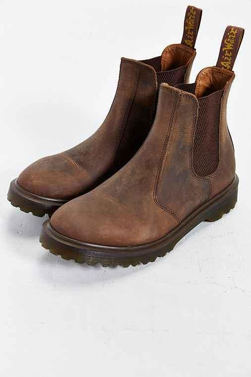 1ece485655a2 Dr. Martens 2976 Milled Chelsea Boot