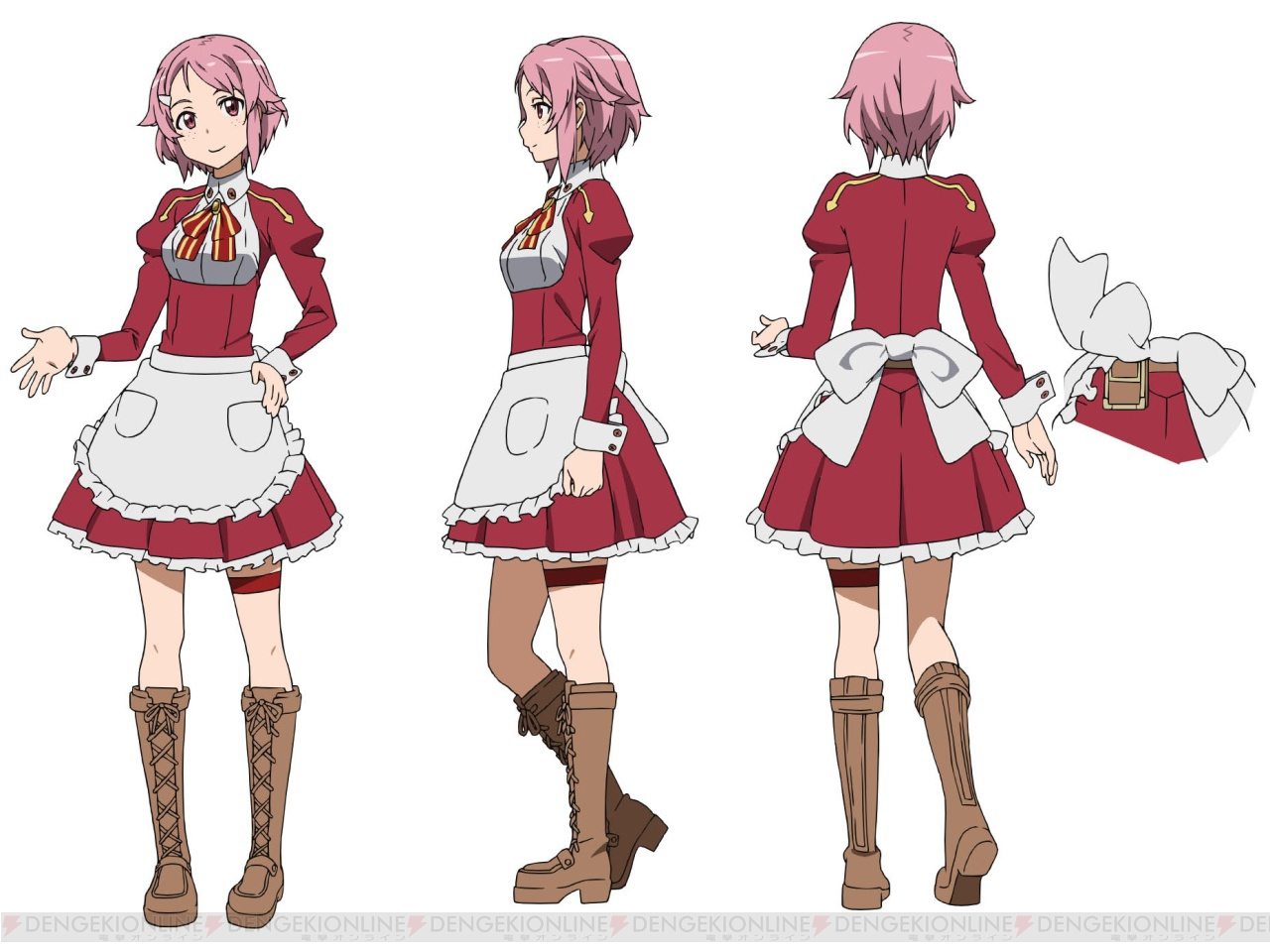 Good Anime Character Design : Character lizbeth anime sword art online debut cosplay