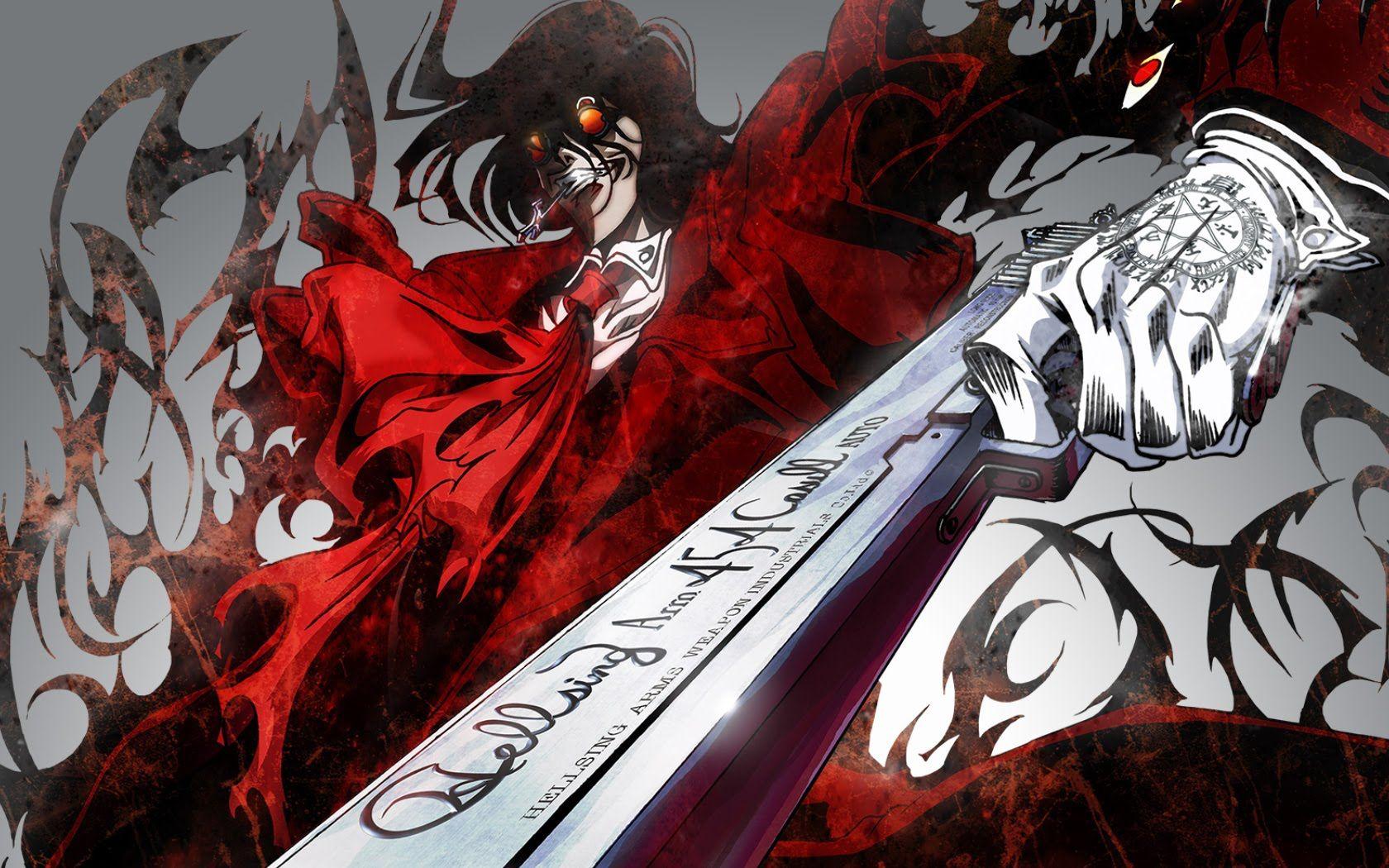 Gr anime review hellsing ultimate
