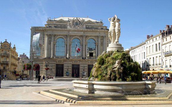 Résidence près de Montpellier
