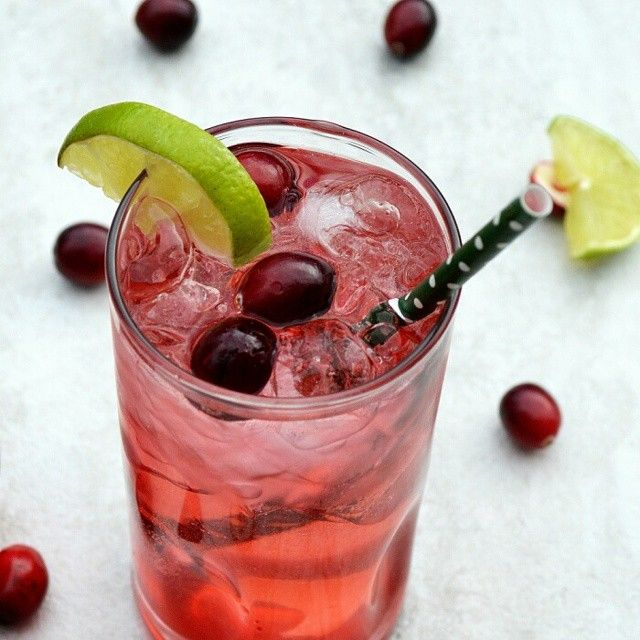 Cranberry Vodka, Yummy