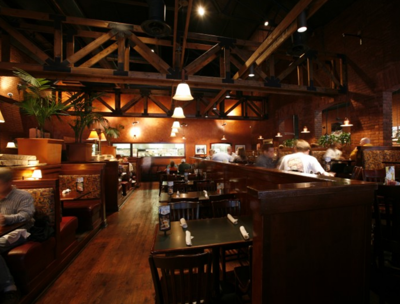 Grille Is One Of The Top Restaurants