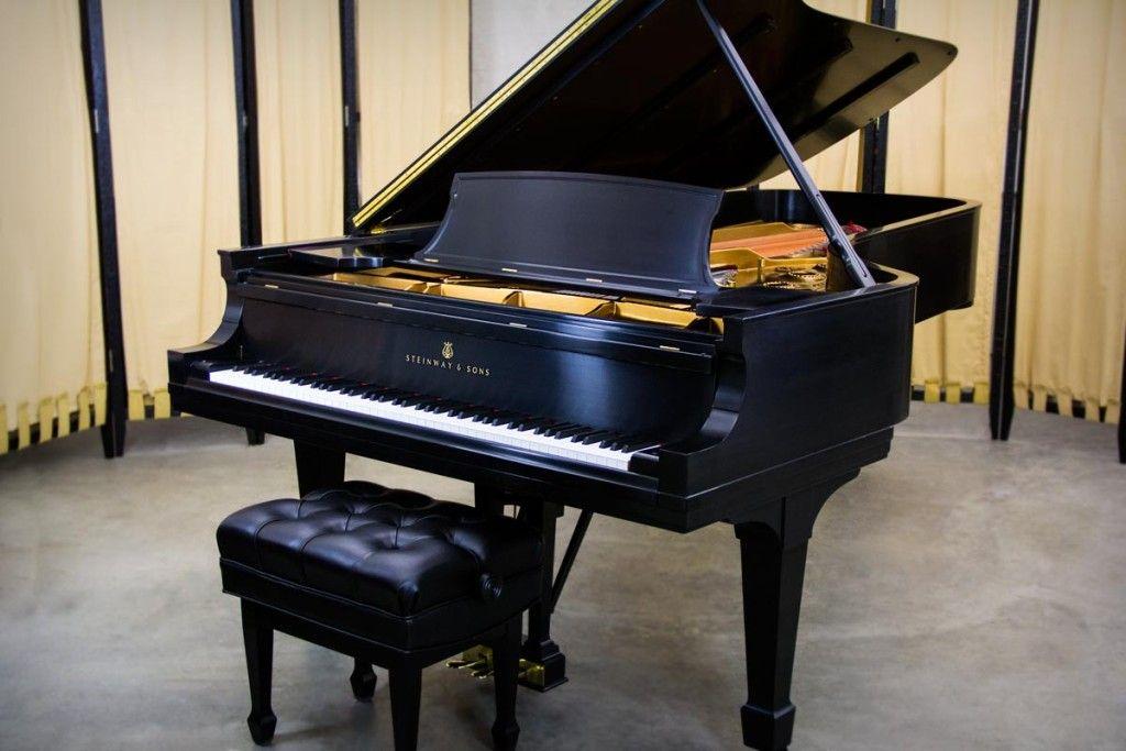 SOLD 1930 Steinway Model D Concert Grand Piano Ebony