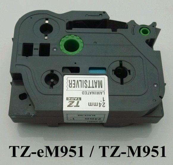 TZ951 For Brother TZ-951 TZm951 24mm Printer Ribbon #Affiliate