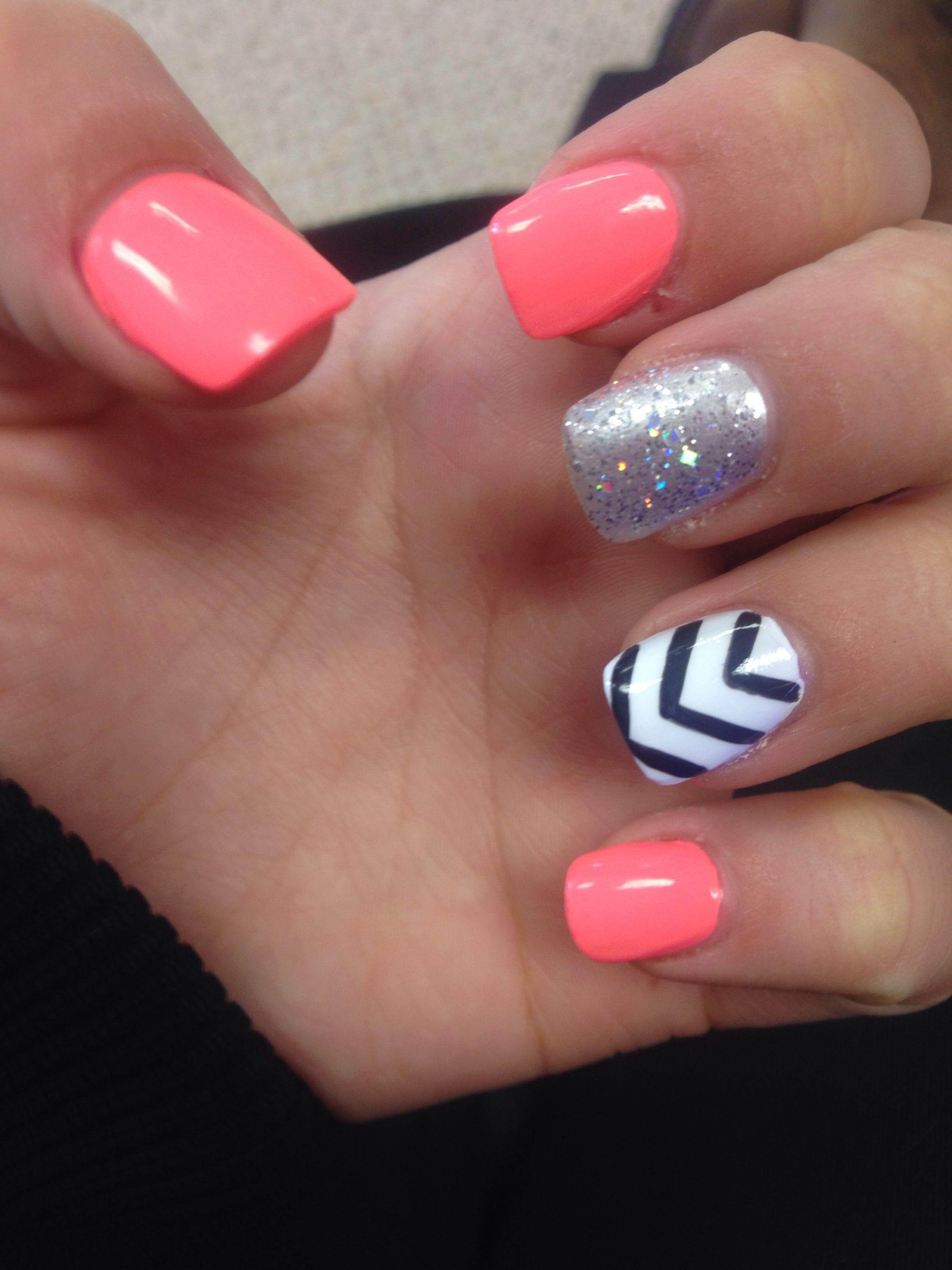 cute nail ideas | nail art && nail c0l0rs ( ..::l0ves<3