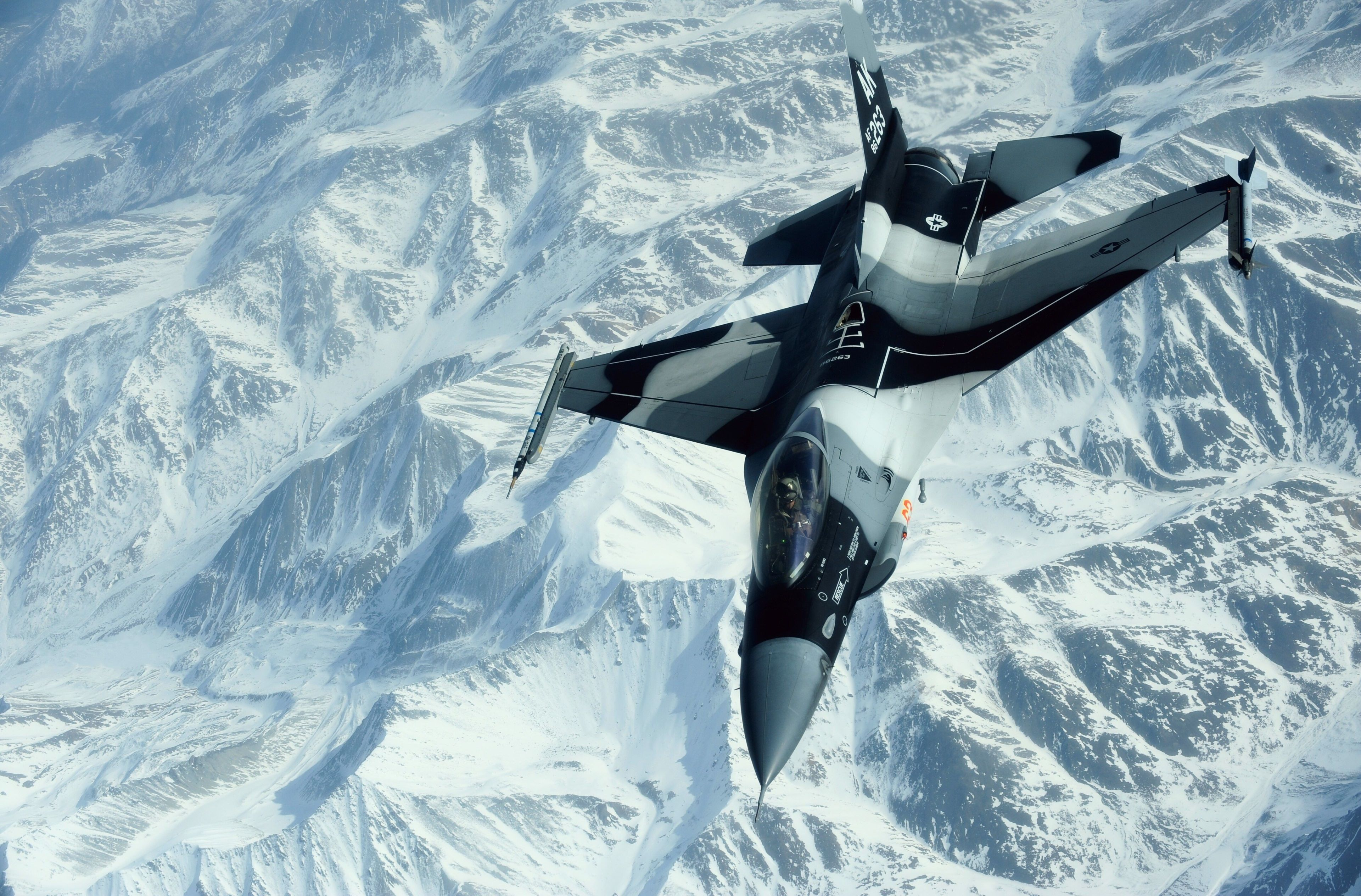 Обои Самолёт, истребитель, falcon, перед, fighting. Авиация foto 13