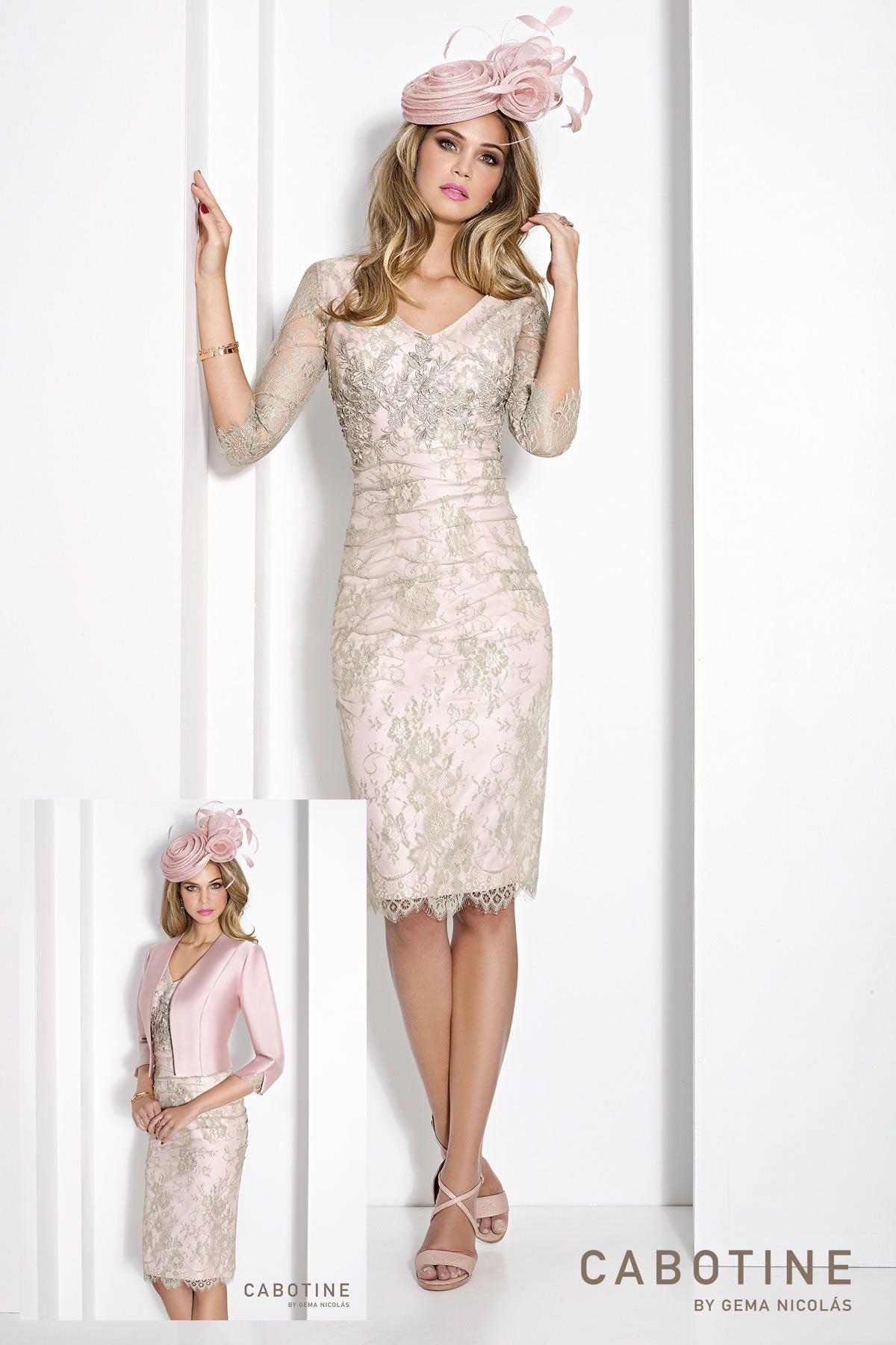 Cabotine mother of the bride and groom outfit 5007259 | Mixed ...