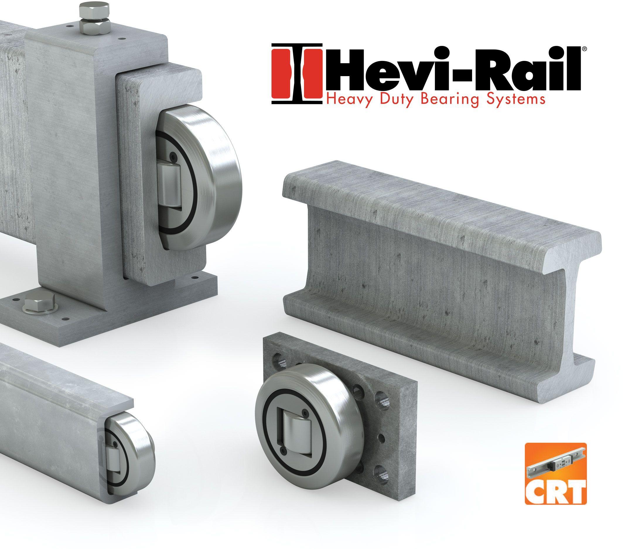 HeviRail The Heavy Duty Roller Bearing Truck bed