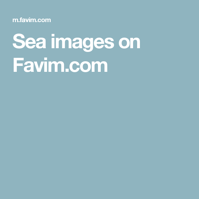Sea images on Favim.com