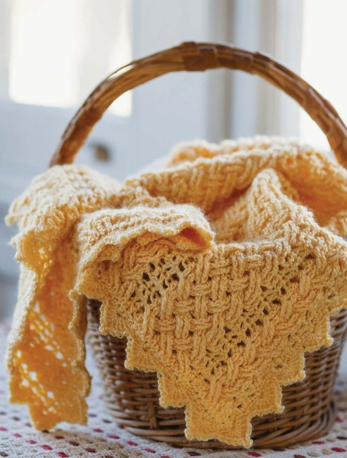 Interweave Presents Classic Crochet Blankets - Book Review and ...